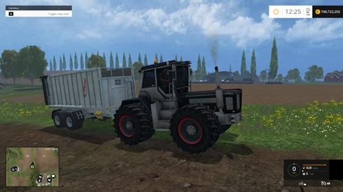 Photo of FS15 – Schlueter 2500VL Traktör Yaması