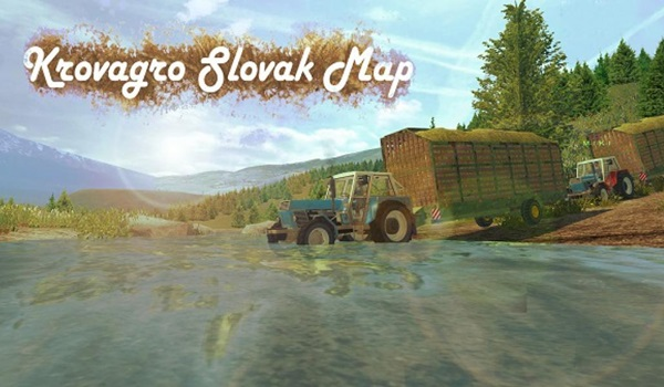 Photo of FS15 – Slovakya Çiftlik Haritası