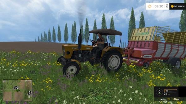 Photo of FS15 – Ursus C-330 Traktör