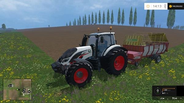 Photo of FS15 – Valtra T 214D Traktör Yaması
