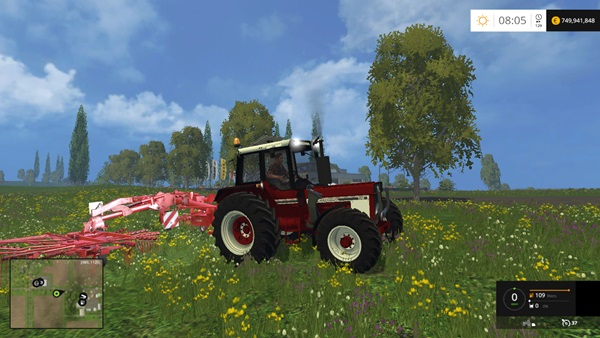 Photo of FS15 – IHC 1246 Traktör Yaması V1.0