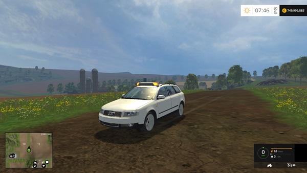 Photo of FS15 – Audi A4 Araba Yaması V1.0