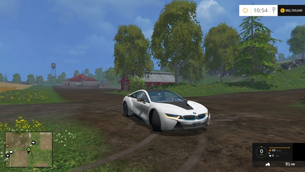 Photo of FS15 – BMW İ8
