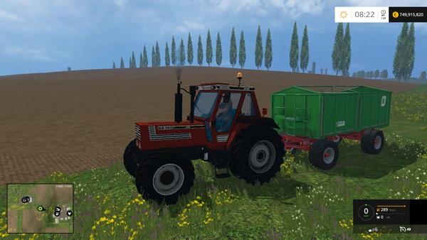 Photo of FS15 – Fiatagri 160-90 Traktör Yaması V1