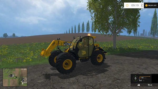 Photo of FS15 – JCB 536-70 Agri Forklift Yaması