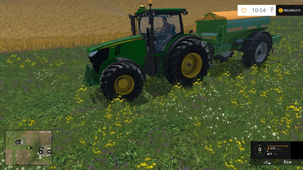 Photo of FS15 – John Deere 7280R Amerikan Traktör Yaması V2
