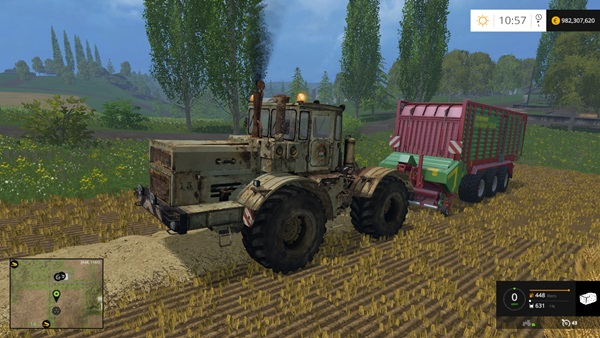 Photo of FS15 – Kirovets K-701 Traktör Yaması