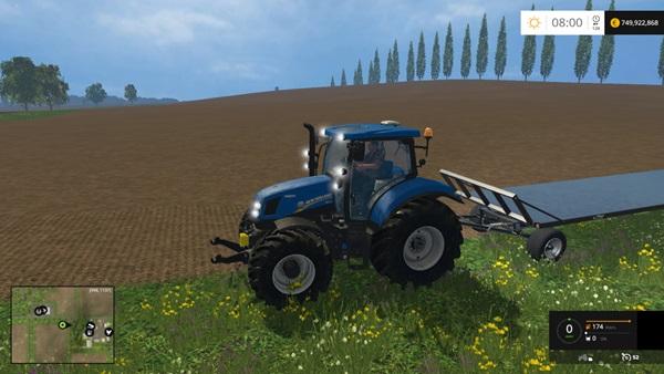 Photo of FS15 – New Holland T6.160 Traktör Yaması