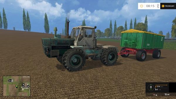 Photo of FS15 – T-150K JMZ-236 Traktör Yaması