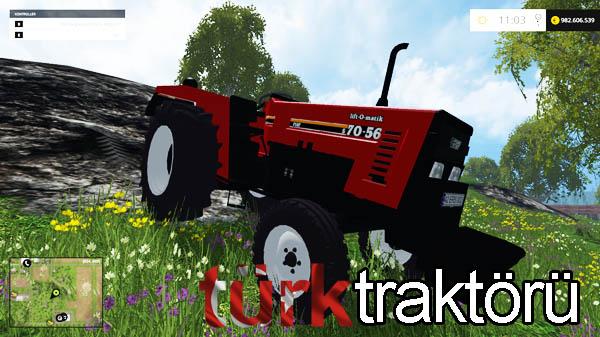 Photo of FS15 – Türk Fiat 70-56 Traktör Yaması