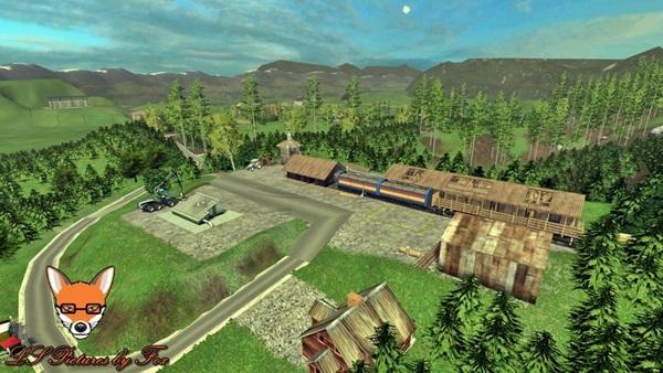 Photo of FS15 – UTH Çiftlik Haritası V1.0