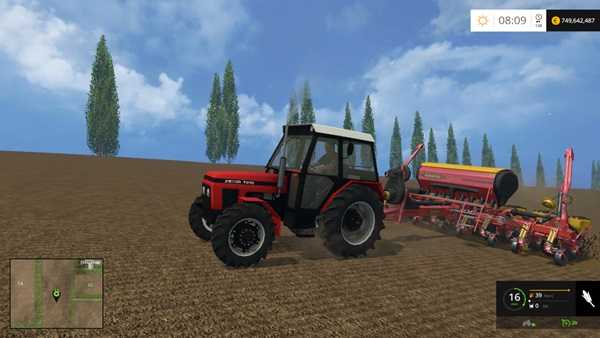 Photo of FS15 – Zetor 7245 Traktör