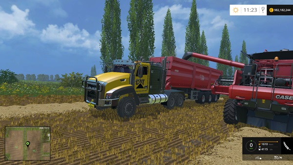 Photo of FS15 – Caterpillar Tır Yaması V1
