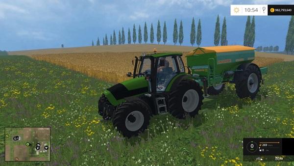 Photo of FS15 – Deutz-Fahr Agrotron 165 Traktör Yaması V1
