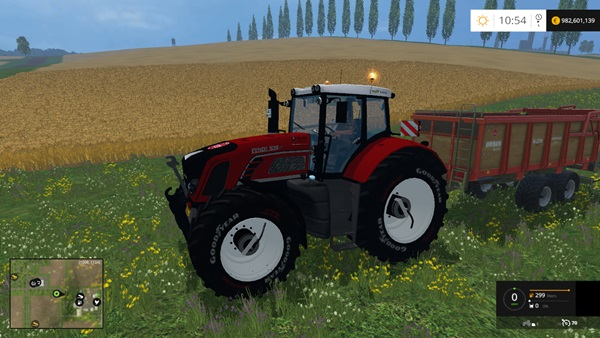 Photo of FS15 – Fendt Vario 936 FCN Traktör Yaması