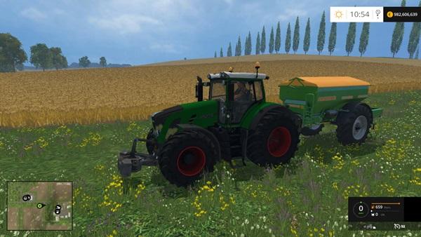 Photo of FS15 – Fendt Vario 936 Traktör Yaması