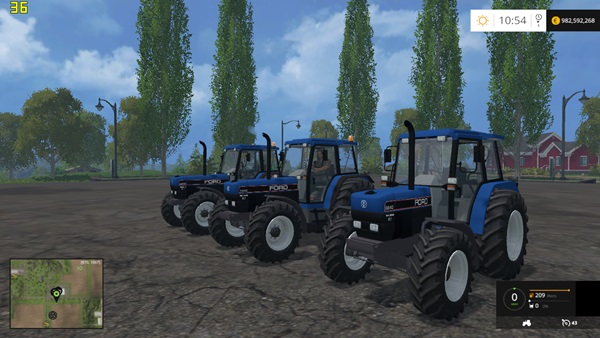 Photo of FS15 – Ford 40 Traktör Paketi