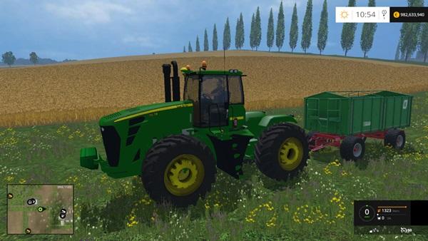 Photo of FS15 – John Deere 9630 Amerikan Traktör V6