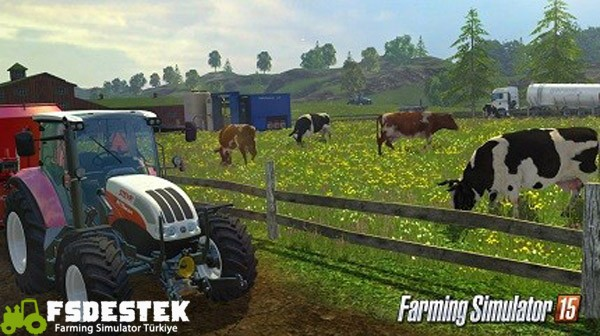 Photo of Lely Makineleri Farming Simulator'e Katılıyor