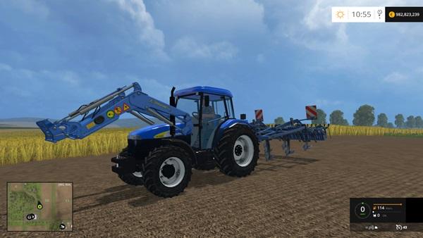 Photo of FS15 – New Holland TD 5050 Traktör