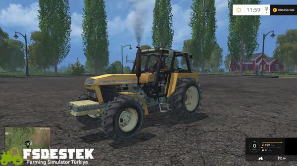 Photo of FS15 – Ursus 1224 Traktör Yaması