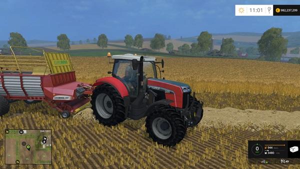 Photo of FS15 – Versatile 305 Traktör Yaması