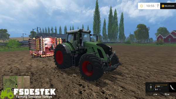 Photo of FS15 – Fendt Vario 939 Traktör Yaması