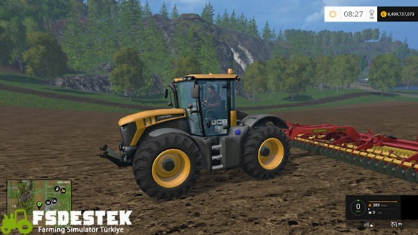 Photo of FS15 – JCB Fastrac 4220 Traktör Yaması V1