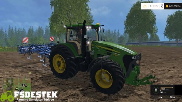 Photo of FS15 – John Deere 7930 Traktör Yaması