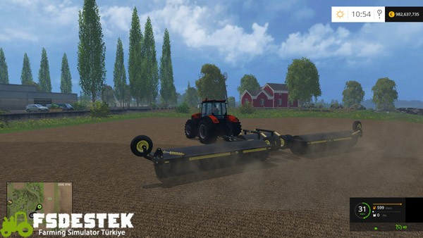 Photo of FS15 – Mandako LR 45 Püskürtücü V1