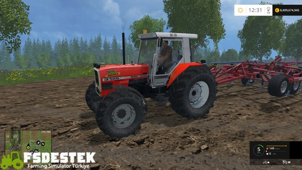 Photo of FS15 – Massey Ferguson 3125 Traktör Yaması V1