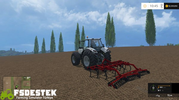 Photo of FS15 – NoName Kültivatör Yaması V1.1