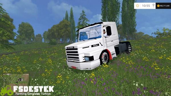 Photo of FS15 – Scania T113H Tır Yaması