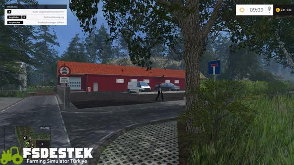 Photo of FS15 – Tannenberg Çiftlik Haritası