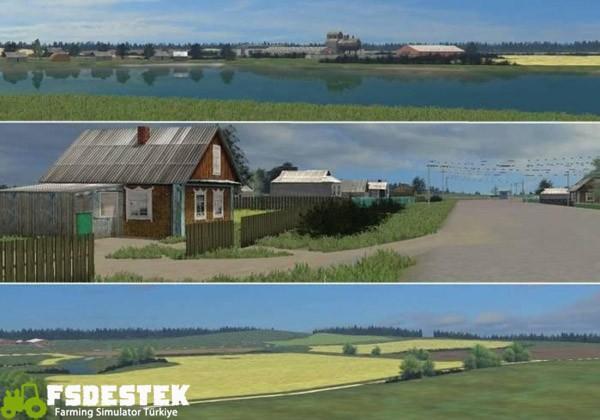 Photo of FS15 – Tarasovo Çiftlik Haritası