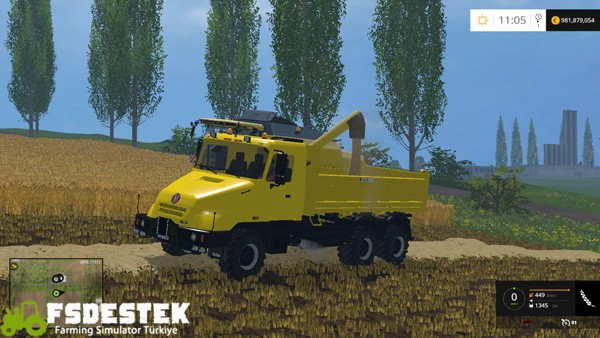 Photo of FS15 – Tatra Terno Jamal 6×4 Kamyon Modu