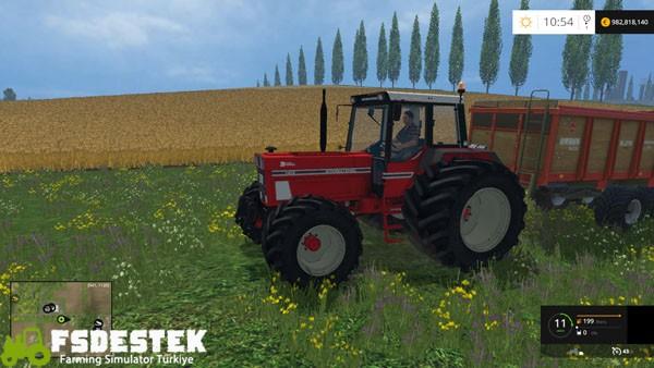Photo of FS15 – Case IHC 1255 XL Traktör Yaması