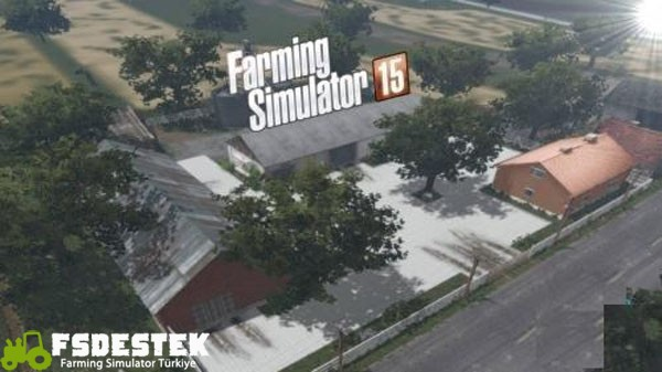 Photo of FS15 – Mala Wioska Çiftlik Haritası