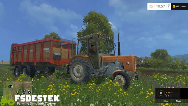 Photo of FS15 – Ursus C360 3P Traktör Yaması
