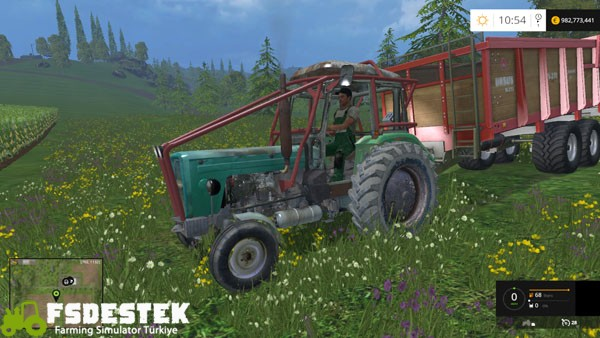 Photo of FS15 – Ursus C360 Traktör Yaması