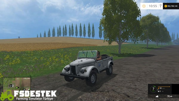 Photo of FS15 – Gaz 69 V1