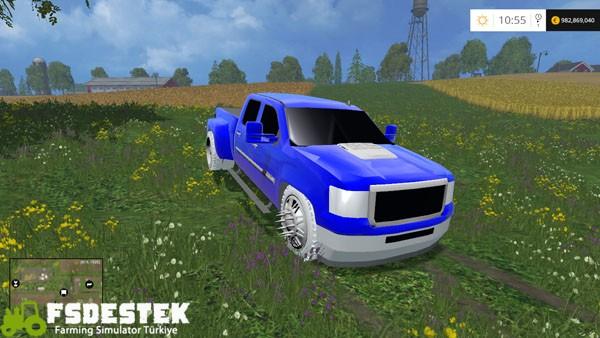 Photo of FS15 – GMC Pick-up Yaması