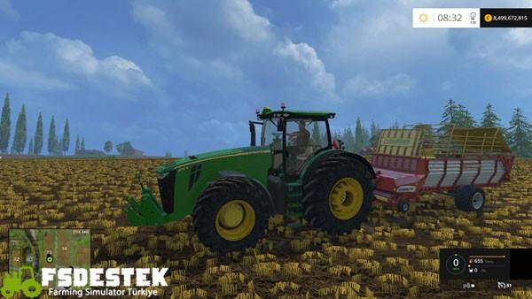 Photo of FS15 – John Deere 8370 Traktör Yaması
