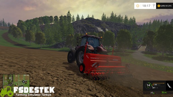 Photo of FS15 – Kuhn Mibzer Yaması V2.1