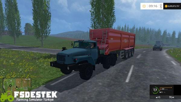 Photo of FS15 – Ural 4320-1921-60M Kamyon Modu