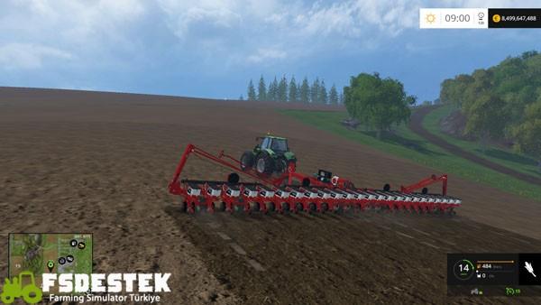 Photo of FS15 – White Planters Mibzer Yaması