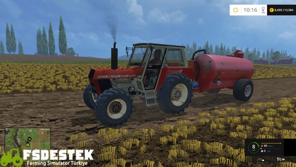 Photo of FS15 – Zetor 8011 Traktör Yaması