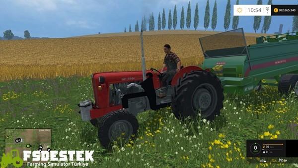 Photo of FS15 – IMT 588 Traktör Yaması