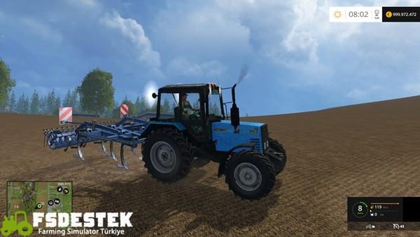 Photo of FS15 – Belarus 892 Traktör Yaması V2