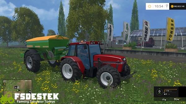 Photo of FS15 – Case IH Maxxum 5150 Plus Traktör Yaması